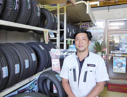 「自らの業界を良くするのは自分たち」協和タイヤ商会