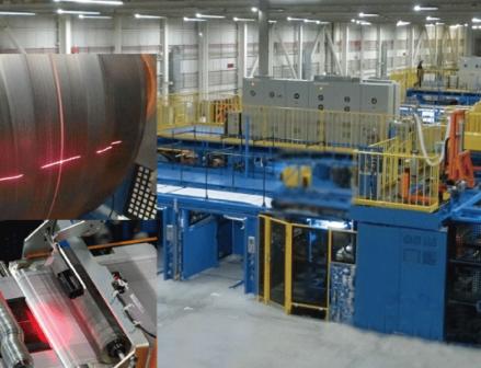 【ブリヂストン】スマート工場化で競争力強化、新成型機を公開