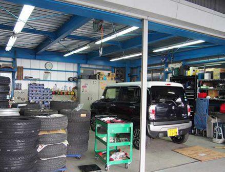 年間5000本のタイヤ販売を目指すアライ商会