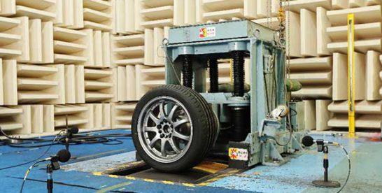 マザー拠点として重要性増す 東洋ゴム タイヤ技術センター