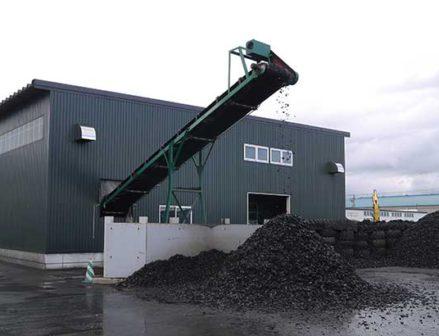 三光産業の勇払リサイクル工場 更なる生産性向上へ