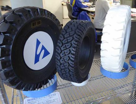 横浜ゴムと成長目指す愛知タイヤ工業 強みを融合し市場開拓へ