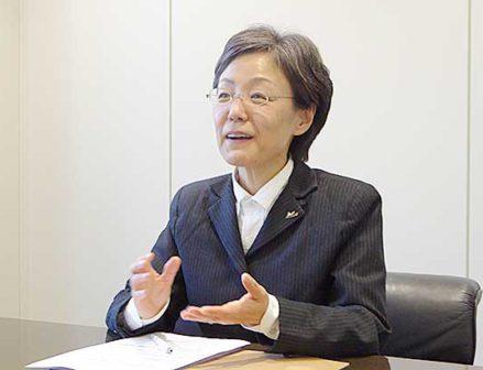 日本ミシュランタイヤ人事担当の石澤執行役員 「もっと危機感を」