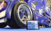 「ジャパントラックショー2018」開催 タイヤ関連製品も多数