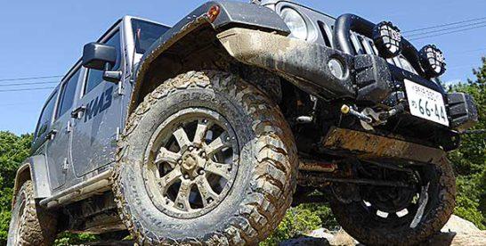 本場で鍛えた性能 BFグッドリッチ「Mud-Terrain T/A KM3」